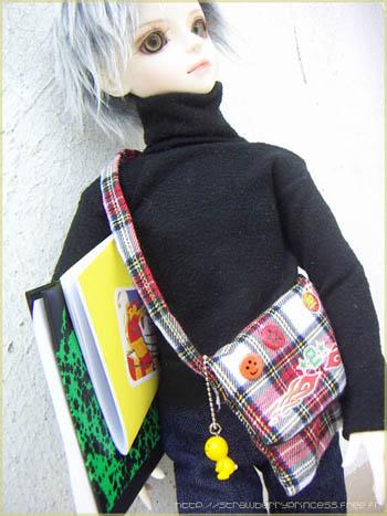 "Thème : ""Back to School"" Dante039"