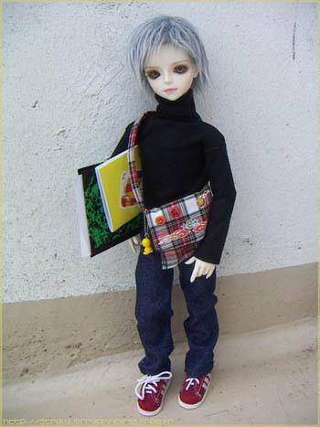"Thème : ""Back to School"" Dante040"